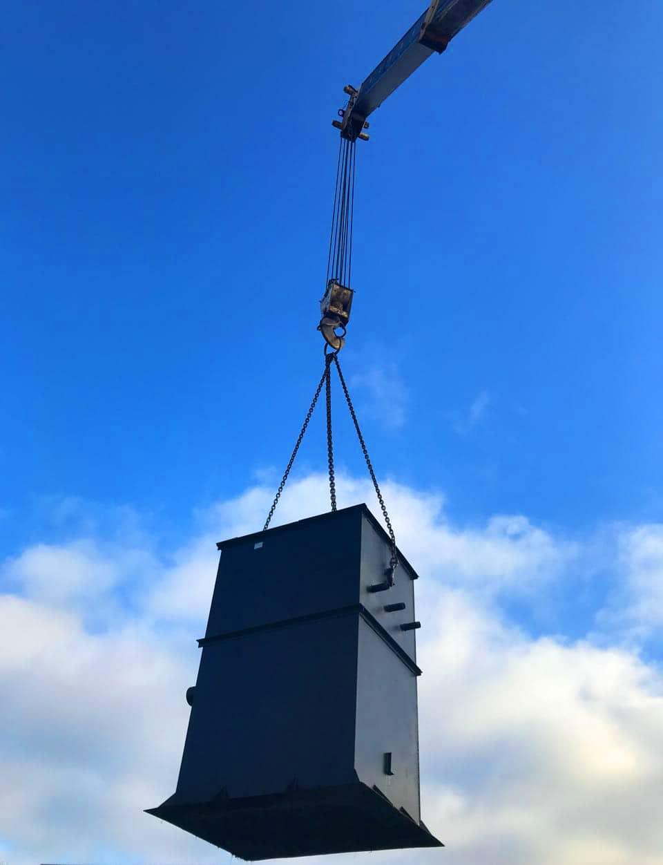 «Свирь-5У» сорбционный фильтр