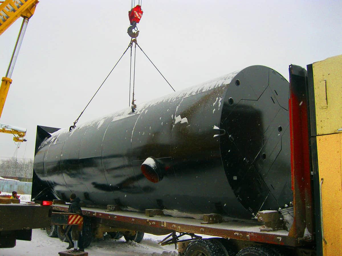 КНС диаметром 3.2 м