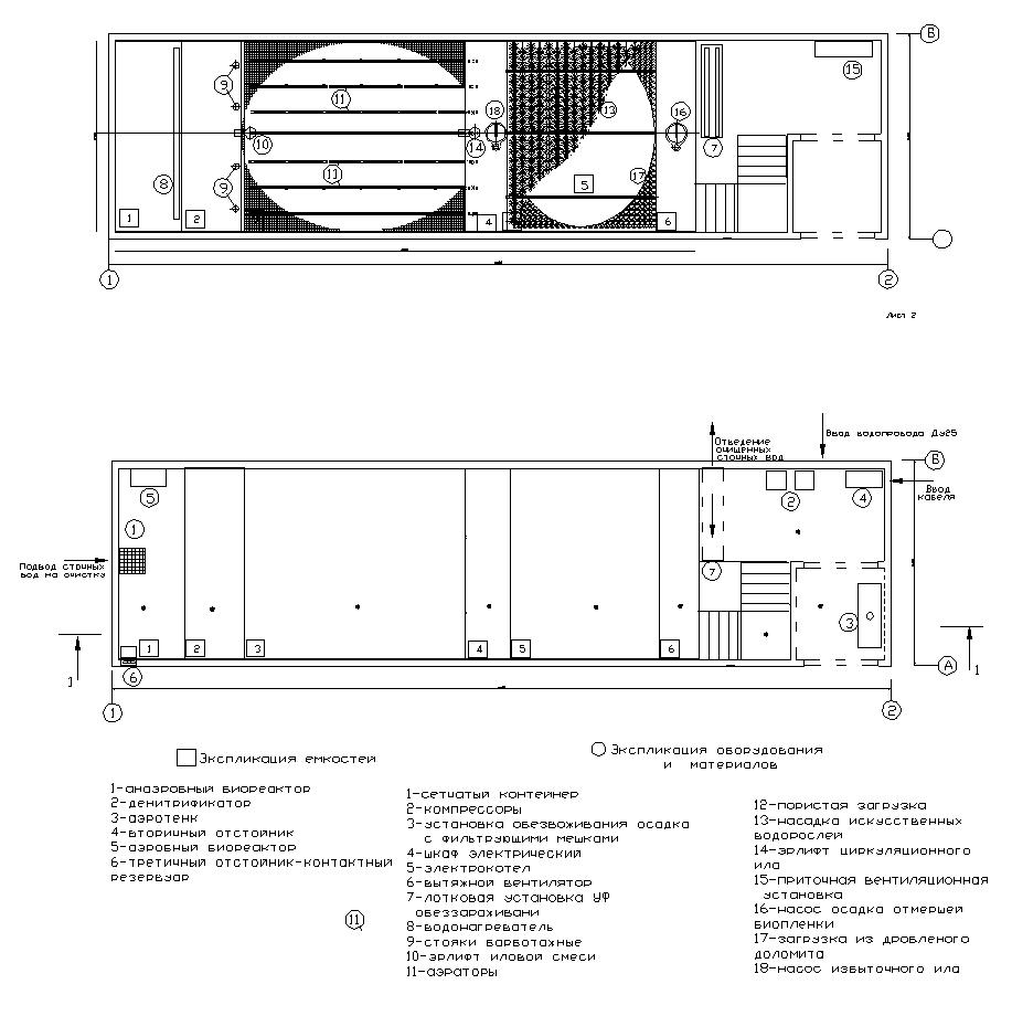 Очистное сооружение Тверь-12С