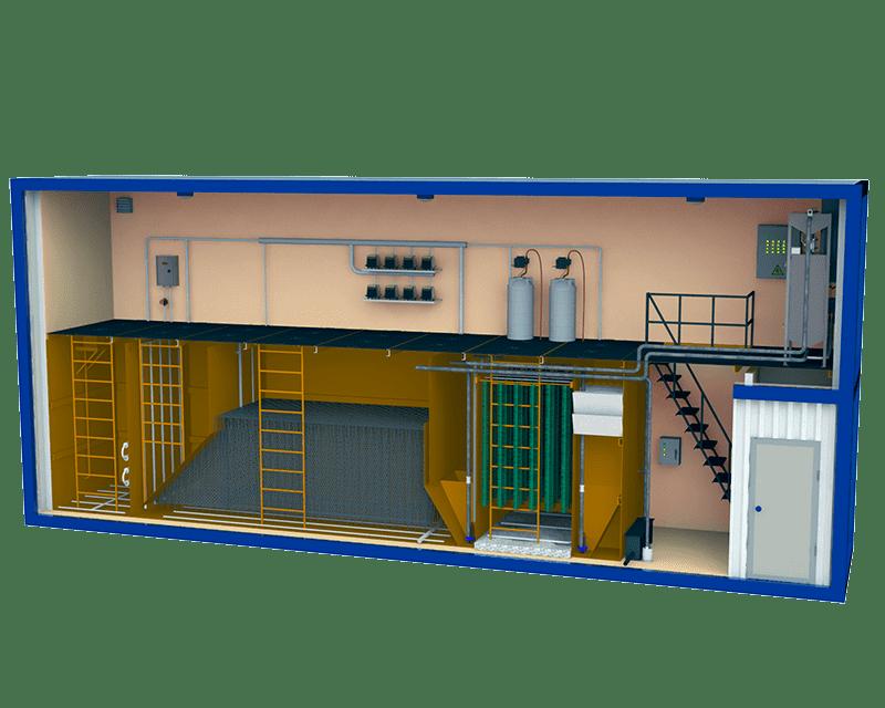 Очистное сооружение Тверь-25С