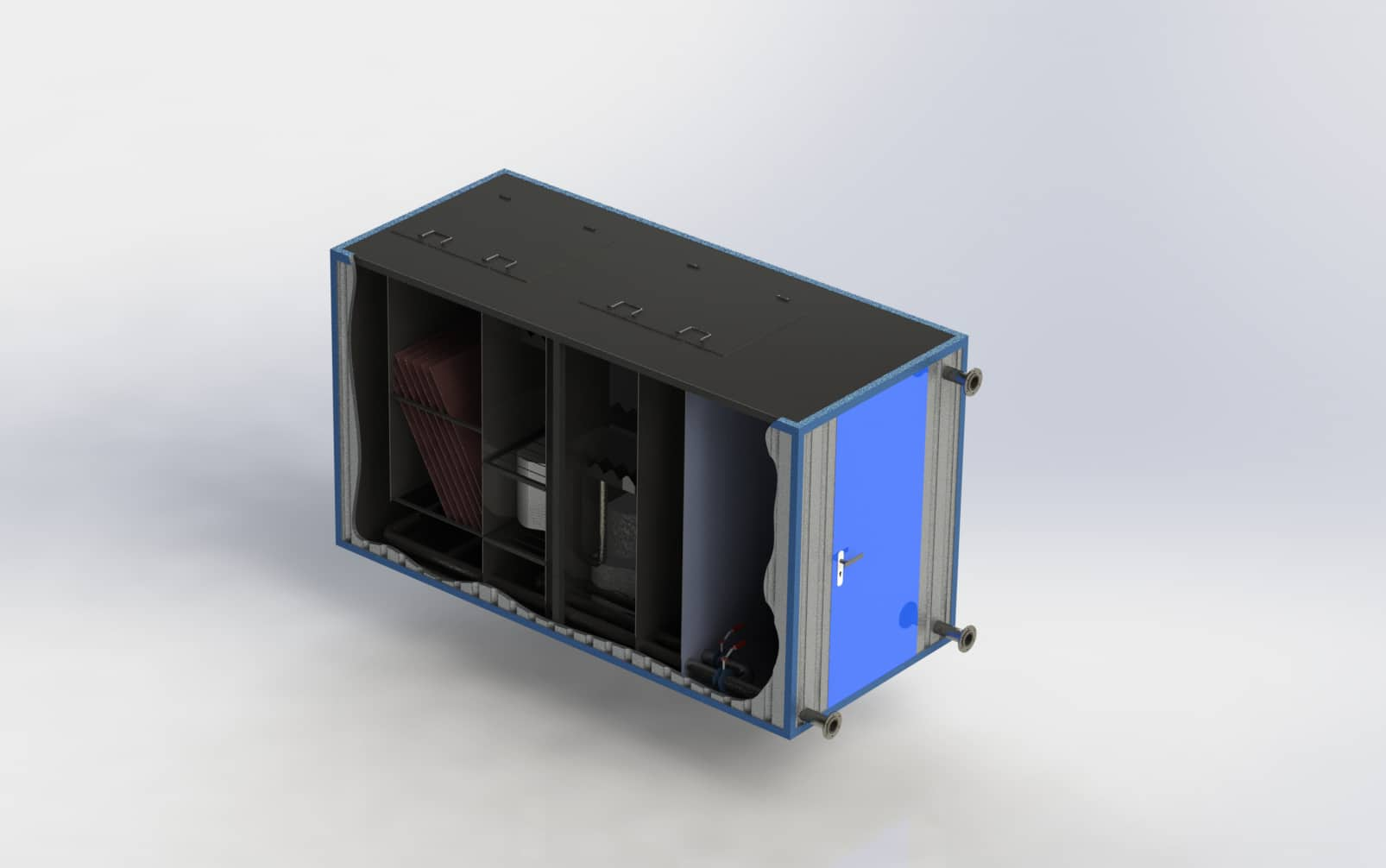 Очистное сооружение Свирь-1,5БМ