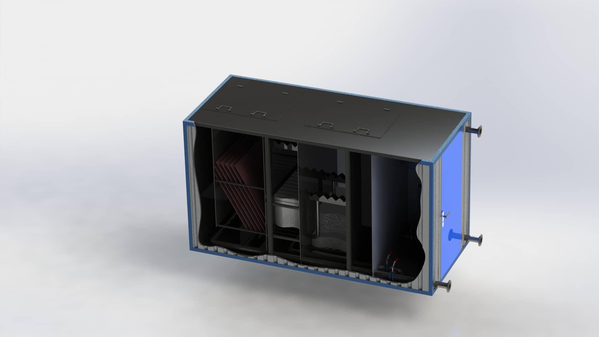 Очистное сооружение Свирь-2,5БМ