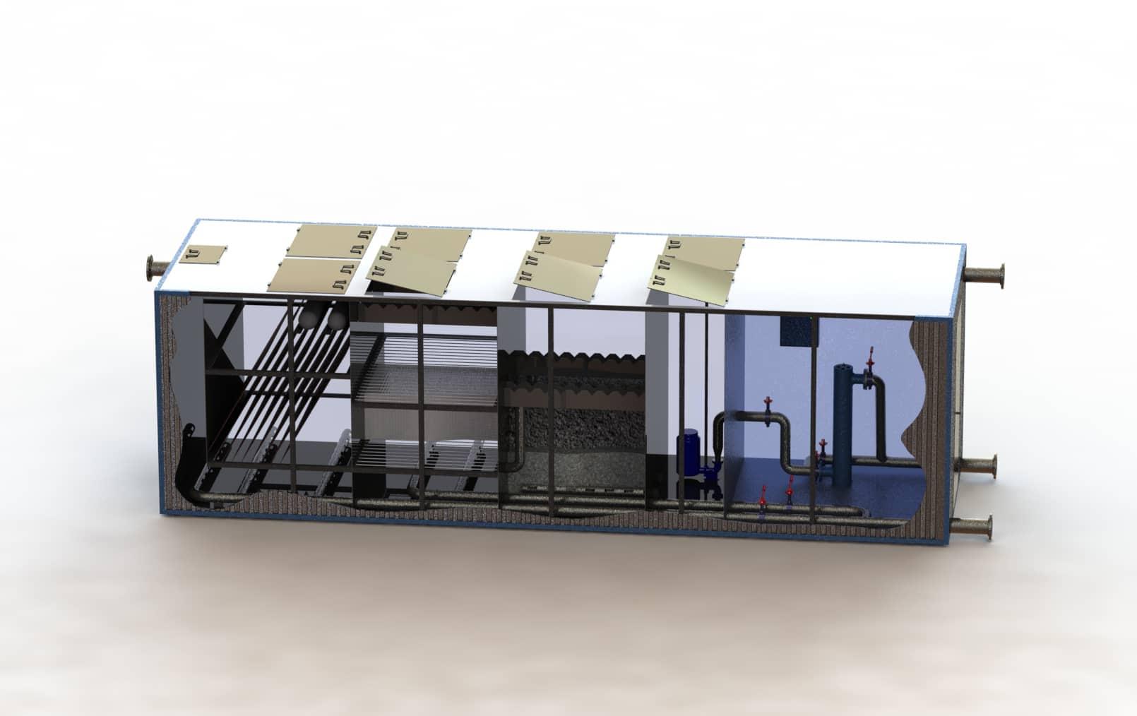 Очистное сооружение Свирь-10БМ