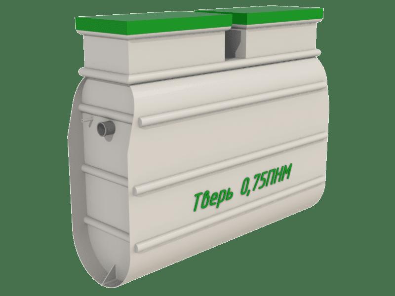 Очистное сооружение Тверь-0,75 ПНМ