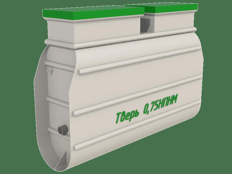 Очистное сооружение Тверь-0,75НПНМ
