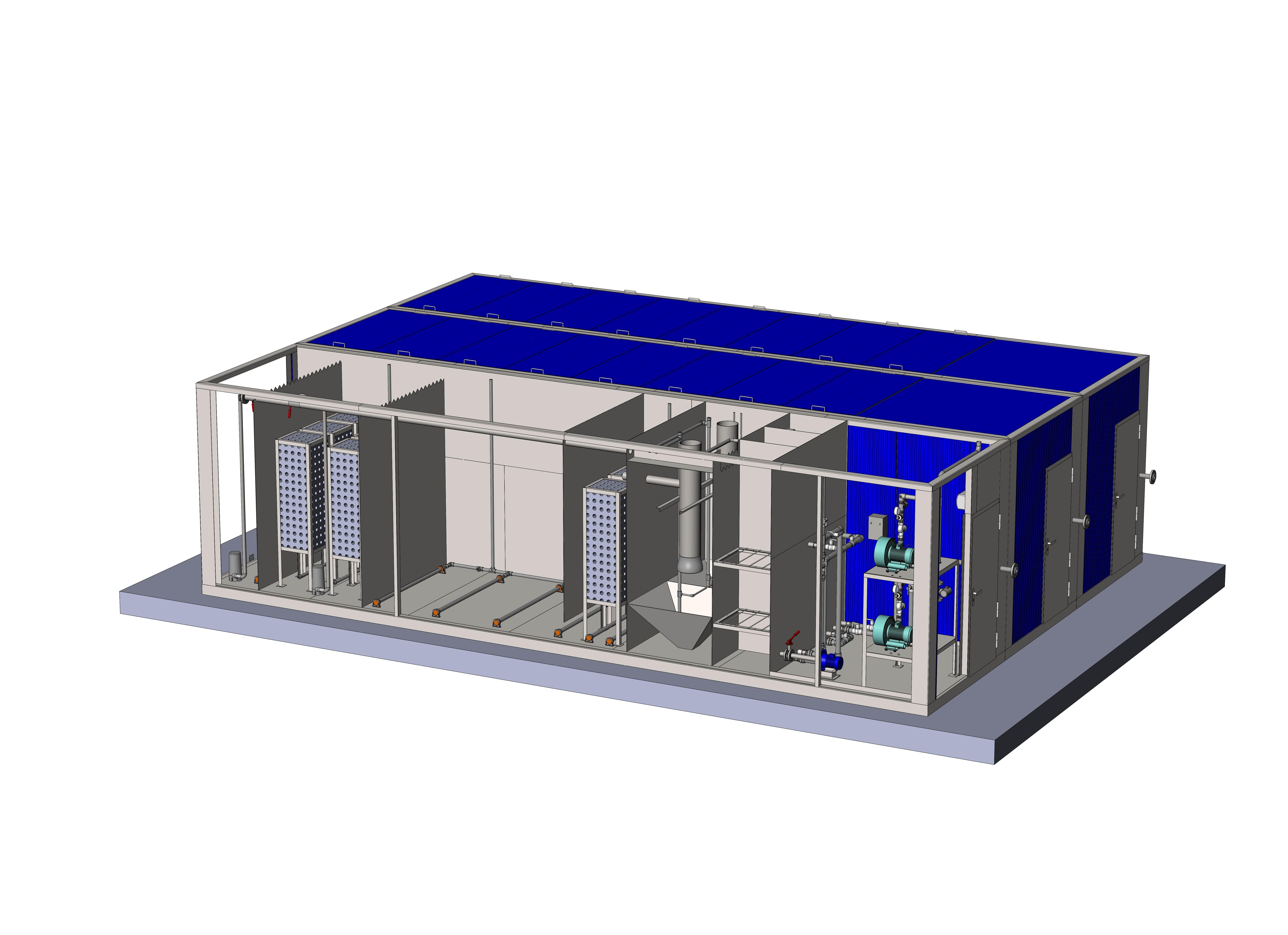 Очистное сооружение Тверь-150БМ