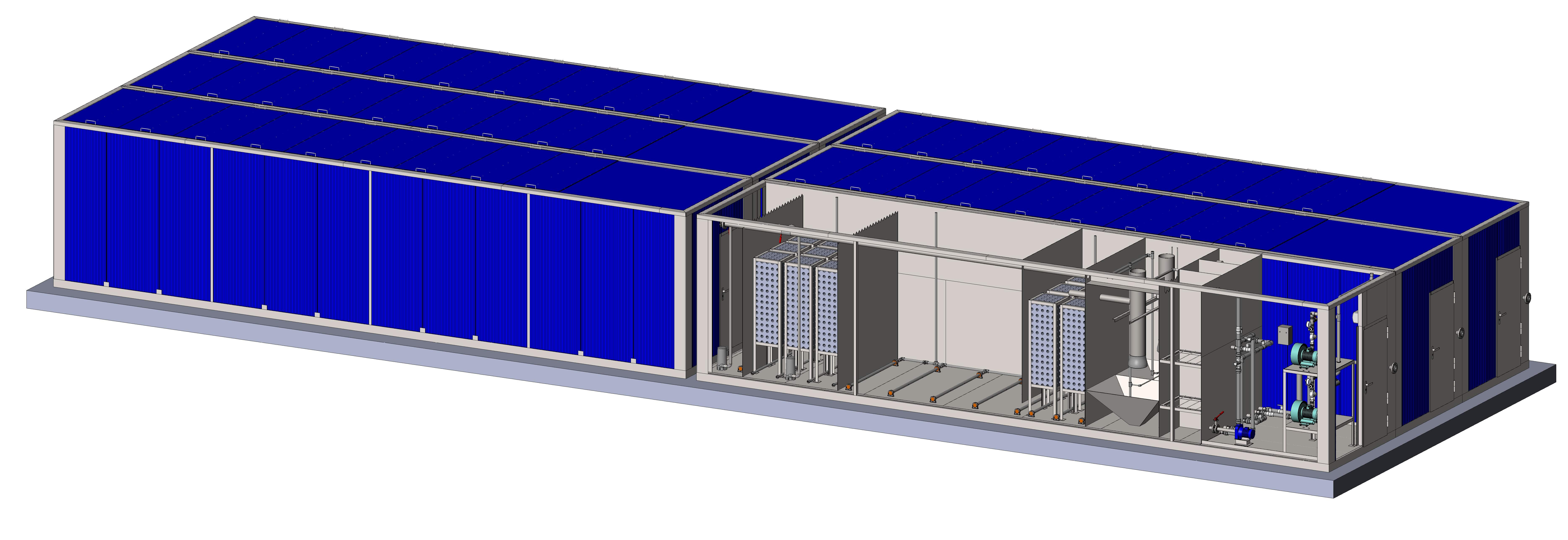 Очистное сооружение Тверь-400БМ
