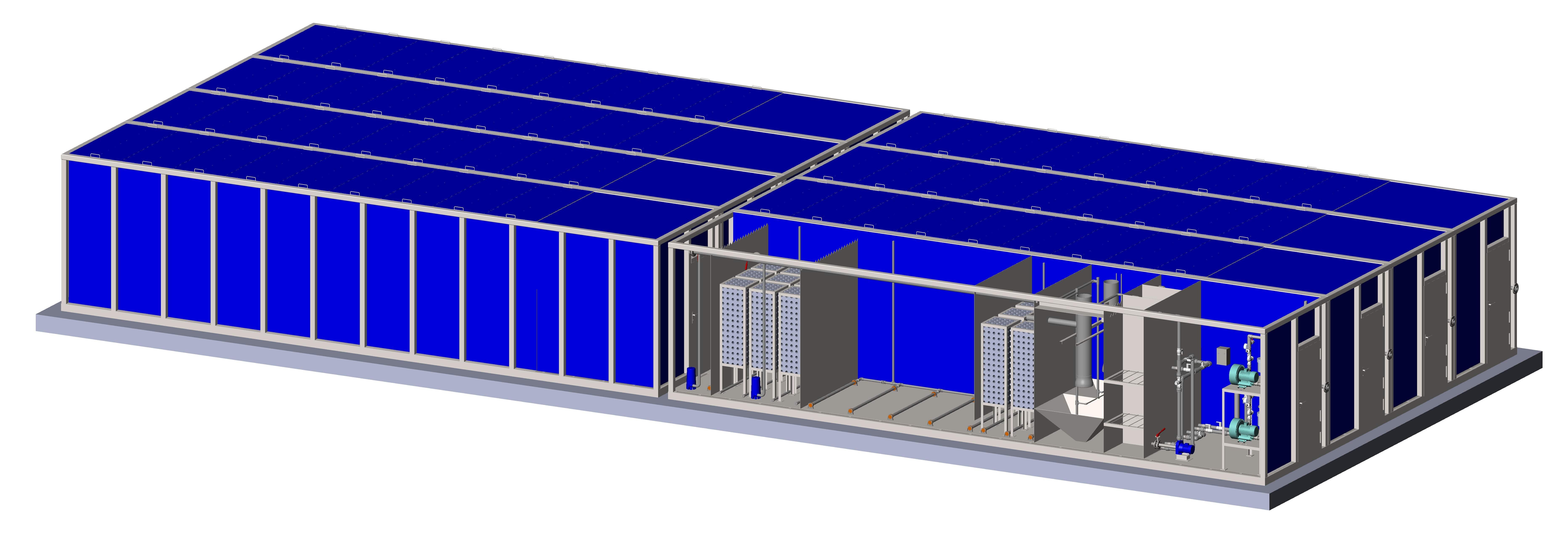 Очистное сооружение Тверь-500БМ
