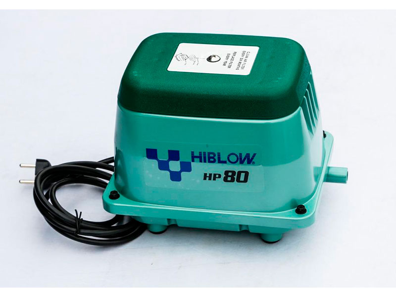Компрессор Hiblow XP(HP)-80
