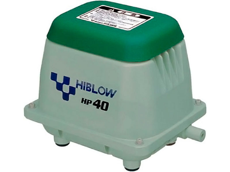 Компрессор Hiblow XP(HP)-40
