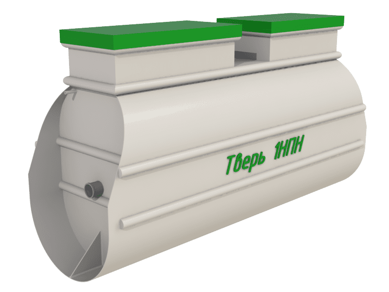 Очистное сооружение Тверь-1НПН