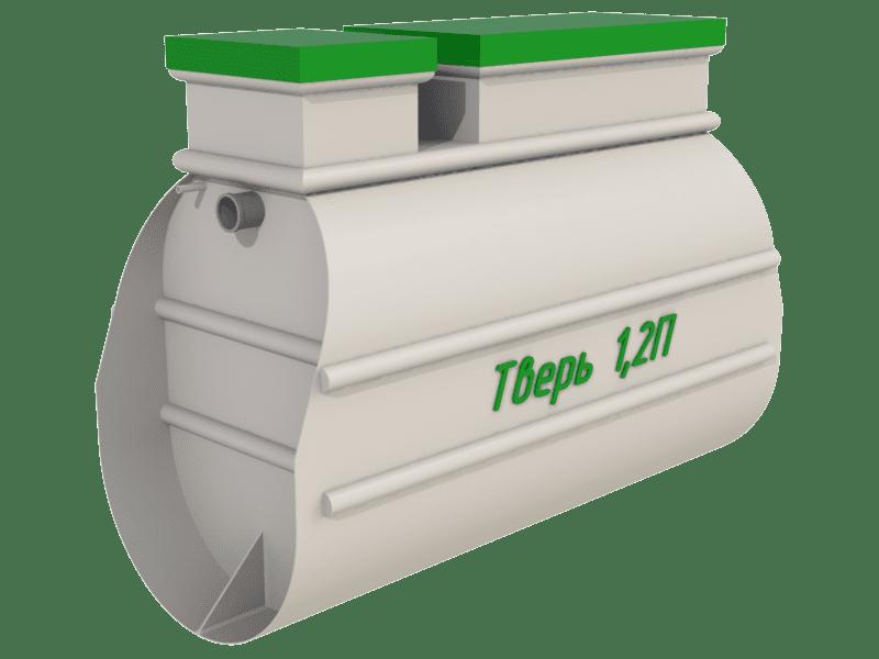 Очистное сооружение Тверь-1,2П