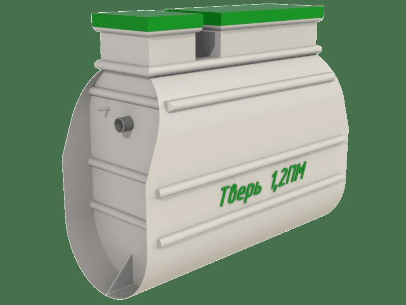 Очистное сооружение Тверь-1,2ПМ