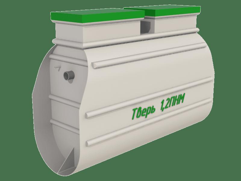 Очистное сооружение Тверь-1,2ПНМ