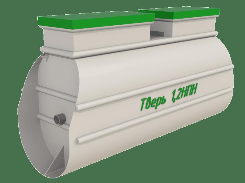 Очистное сооружение Тверь-1,2НПН