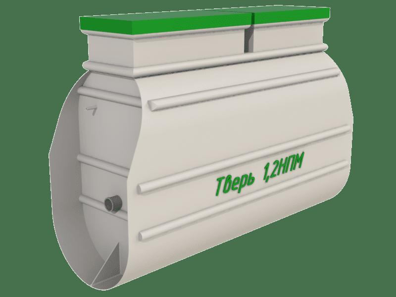 Очистное сооружение Тверь-1,2НПМ