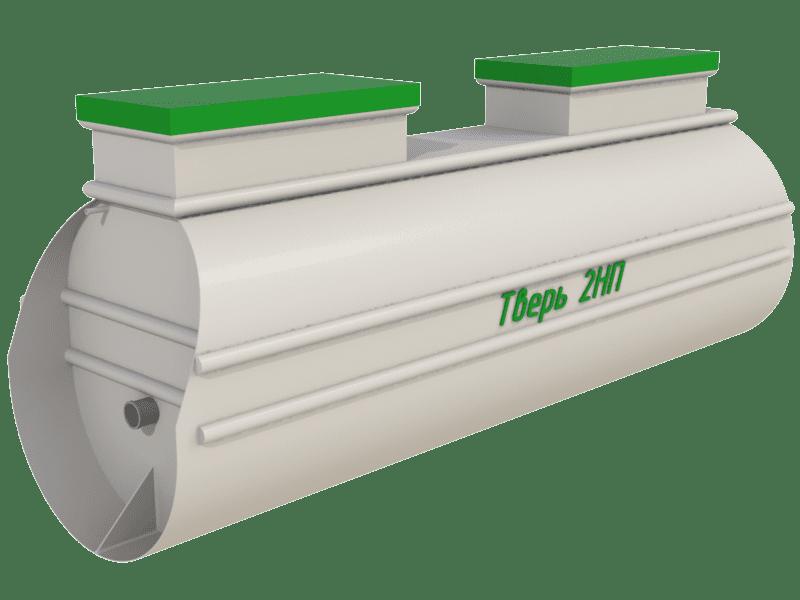 Очистное сооружение Тверь-2НП
