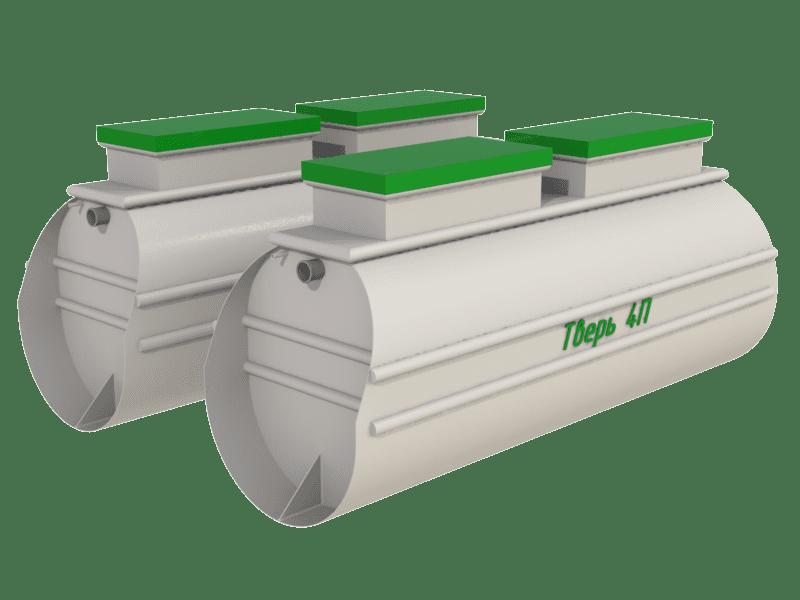 Очистное сооружение Тверь-4П