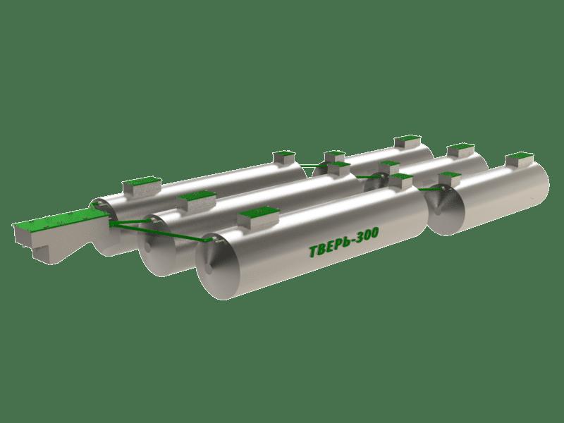 Очистное сооружение Тверь-300